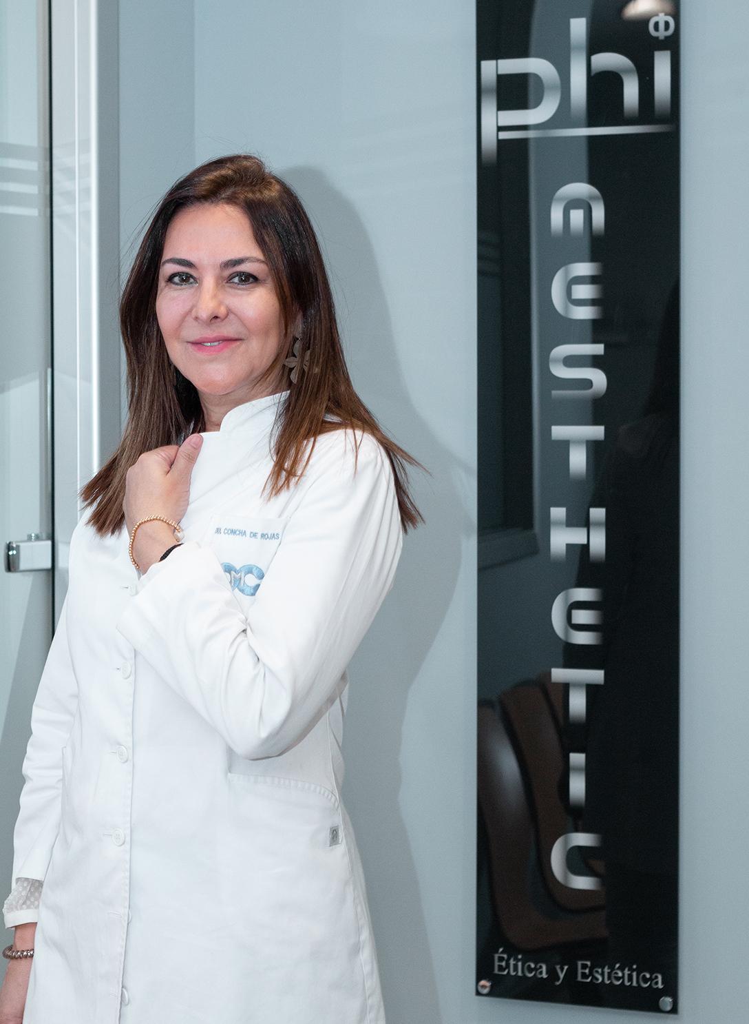 Dra. Inmaculada de Rojas Sarabia